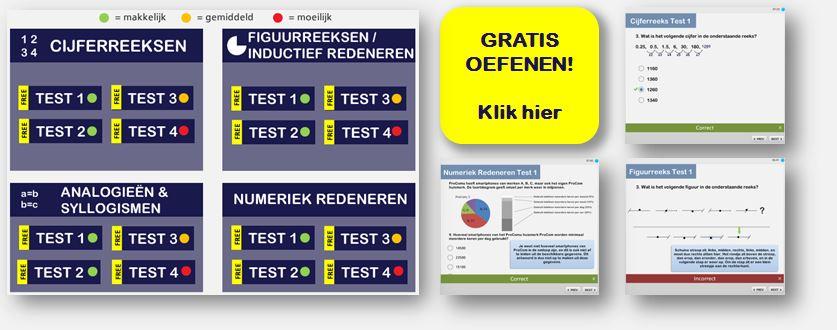 eq test gratis met uitslag